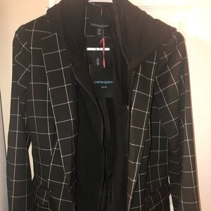 Cynthia Rowley Detachable Blazer